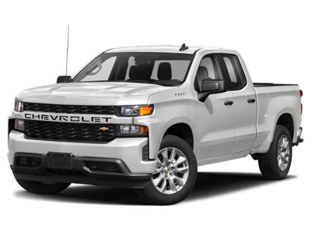 2021 Chevrolet Silverado 1500 Custom 2WD Double Cab 147″ Custom Gas V6 4.3L/262 [2]