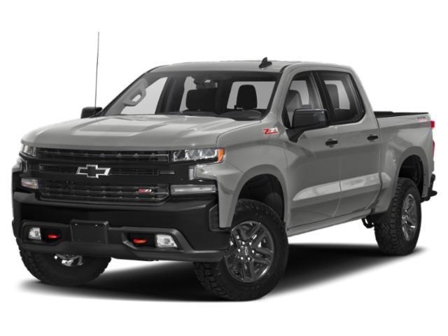 "2021 Chevrolet Silverado 1500 LT Trail Boss 4WD Crew Cab 147"" LT Trail Boss Gas V8 5.3L/325 [15]"
