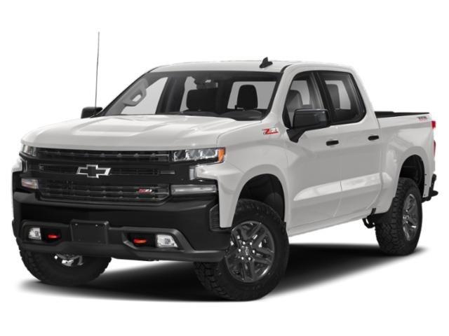 2021 Chevrolet Silverado 1500 LT Trail Boss 4WD Crew Cab 147″ LT Trail Boss Gas V8 5.3L/325 [4]