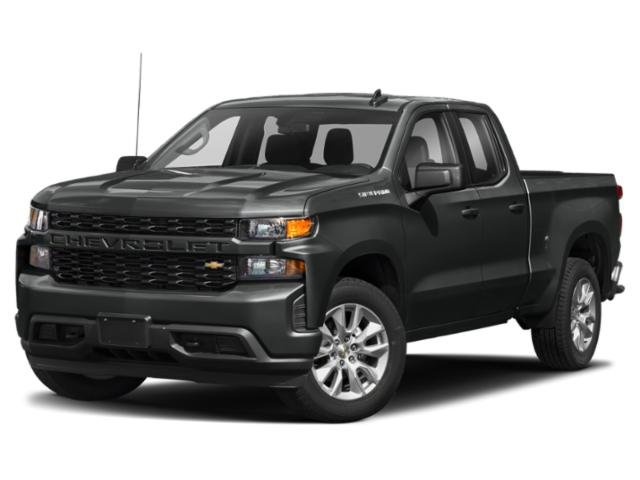 2021 Chevrolet Silverado 1500 Custom 2WD Double Cab 147″ Custom Gas V6 4.3L/262 [1]