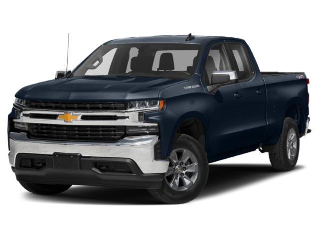 2021 Chevrolet Silverado 1500 LT 2WD Double Cab 147″ LT Turbocharged Gas I4 2.7L/166 [5]