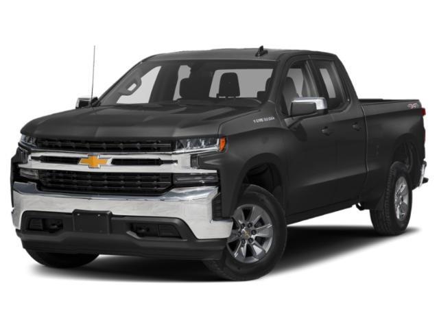 2021 Chevrolet Silverado 1500 LT 2WD Double Cab 147″ LT Turbocharged Gas I4 2.7L/166 [1]