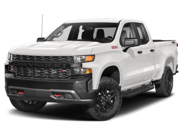 2021 Chevrolet Silverado 1500 Custom 2WD Double Cab 147″ Custom Gas V6 4.3L/262 [0]