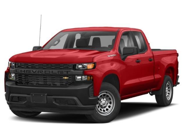 2021 Chevrolet Silverado 1500 RST 4WD Double Cab 147″ RST Gas V8 5.3L/325 [5]