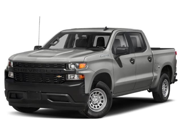 2021 Chevrolet Silverado 1500 LT 2WD Double Cab 147″ LT Gas V8 5.3L/325 [8]