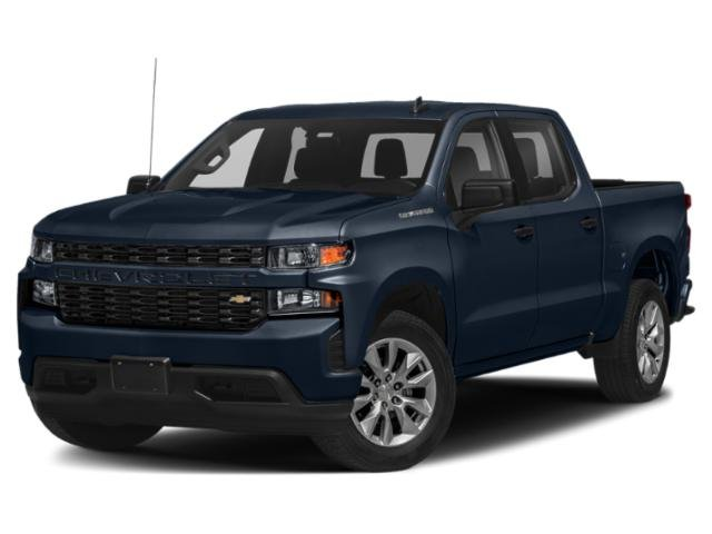 2021 Chevrolet Silverado 1500 Custom 2WD Crew Cab 147″ Custom Turbocharged Gas I4 2.7L/166 [4]