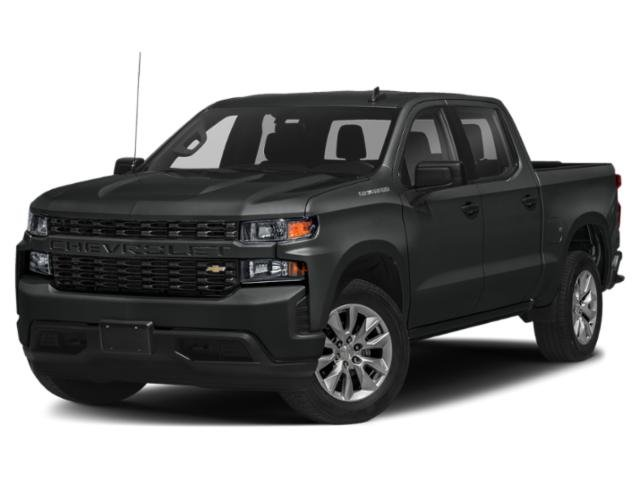 2021 Chevrolet Silverado 1500 Custom 2WD Crew Cab 147″ Custom Turbocharged Gas I4 2.7L/166 [2]