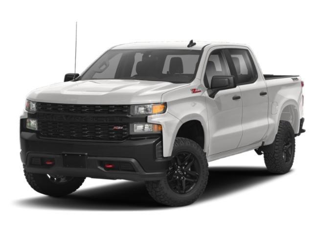 """2021 Chevrolet Silverado 1500 Custom Trail Boss 4WD Crew Cab 147"""" Custom Trail Boss Gas V6 4.3L/262 [16]"""