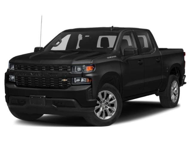 "2021 Chevrolet Silverado 1500 Custom 4WD Crew Cab 147"" Custom Turbocharged Gas I4 2.7L/166 [10]"