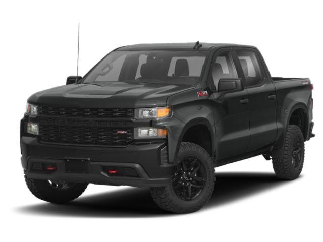 "2021 Chevrolet Silverado 1500 Custom 4WD Crew Cab 147"" Custom Turbocharged Gas I4 2.7L/166 [2]"