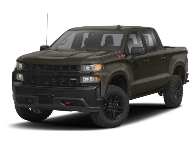 "2021 Chevrolet Silverado 1500 Custom 2WD Crew Cab 147"" Custom Turbocharged Gas I4 2.7L/166 [12]"