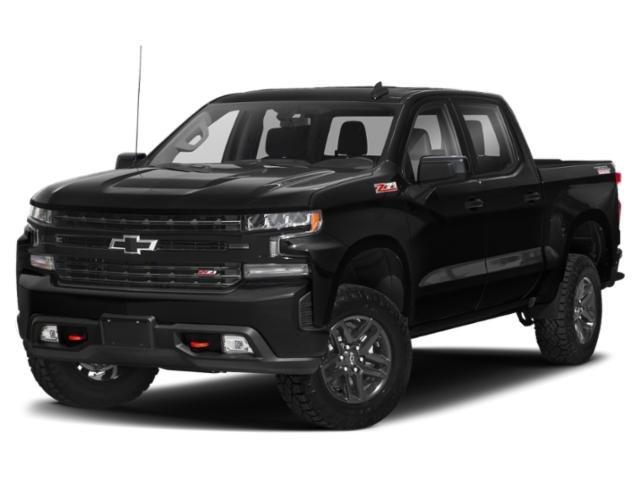 "2021 Chevrolet Silverado 1500 LT Trail Boss 4WD Crew Cab 147"" LT Trail Boss Gas V8 5.3L/325 [11]"