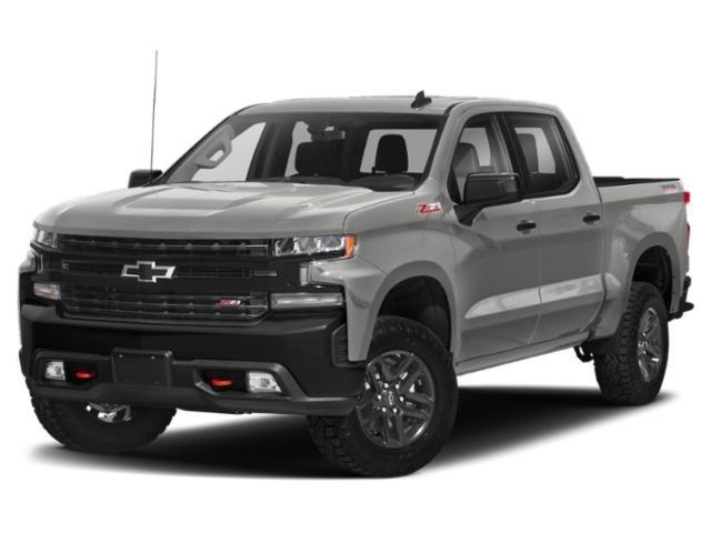 "2021 Chevrolet Silverado 1500 LT Trail Boss 4WD Crew Cab 147"" LT Trail Boss Gas V8 5.3L/325 [16]"