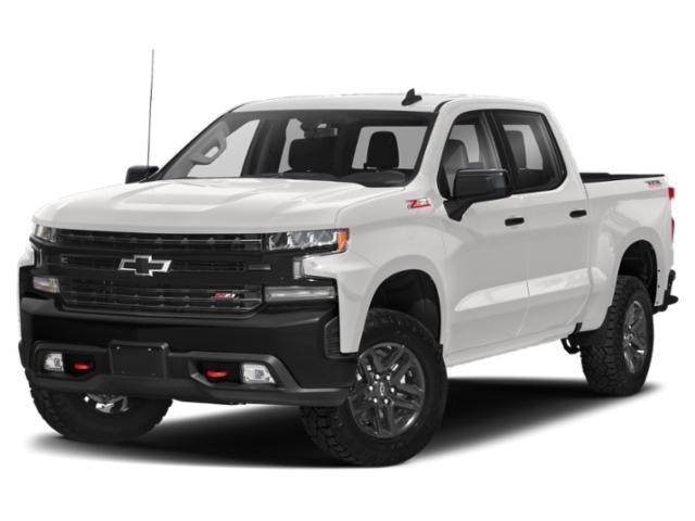 "2021 Chevrolet Silverado 1500 LT Trail Boss 4WD Crew Cab 147"" LT Trail Boss Gas V8 5.3L/325 [19]"