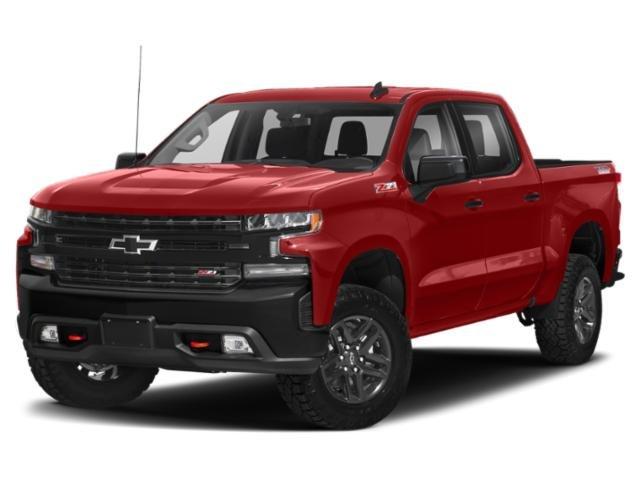 "2021 Chevrolet Silverado 1500 LT Trail Boss 4WD Crew Cab 147"" LT Trail Boss Gas V8 5.3L/325 [10]"