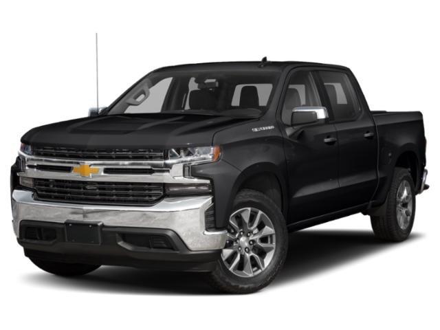 "2021 Chevrolet Silverado 1500 High Country 4WD Crew Cab 147"" High Country Gas V8 6.2L/376 [19]"