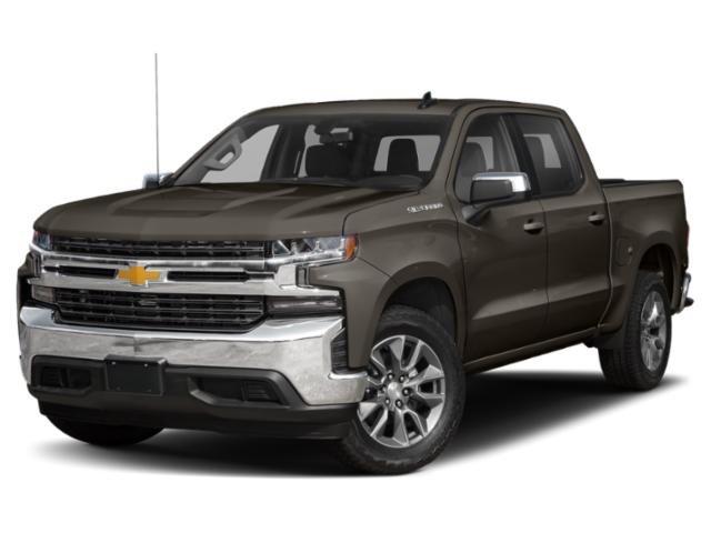 """2021 Chevrolet Silverado 1500 LT 2WD Crew Cab 157"""" LT Turbocharged Gas I4 2.7L/166 [17]"""