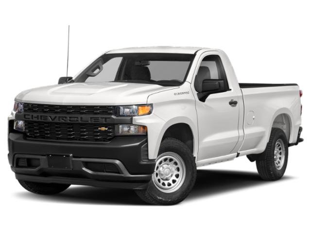 "2021 Chevrolet Silverado 1500 Work Truck 2WD Reg Cab 140"" Work Truck Turbocharged Gas I4 2.7L/166 [0]"