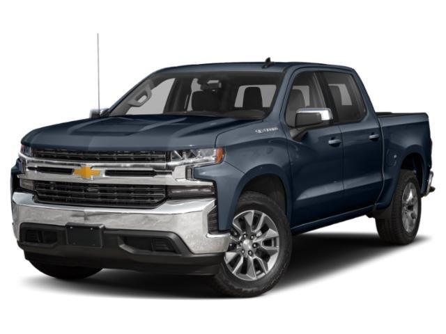"""2021 Chevrolet Silverado 1500 LT 4WD Crew Cab 147"""" LT w/2FL Turbocharged Gas I4 2.7L/166 [14]"""