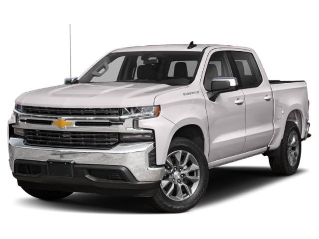 """2021 Chevrolet Silverado 1500 LT 4WD Crew Cab 147"""" LT w/2FL Turbocharged Gas I4 2.7L/166 [11]"""
