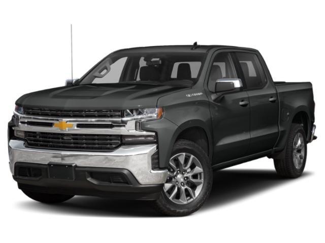 """2021 Chevrolet Silverado 1500 LT 4WD Crew Cab 147"""" LT w/2FL Turbocharged Gas I4 2.7L/166 [7]"""
