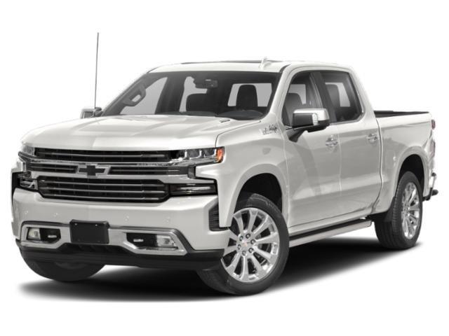 "2021 Chevrolet Silverado 1500 High Country 4WD Crew Cab 157"" High Country Gas V8 6.2L/376 [13]"
