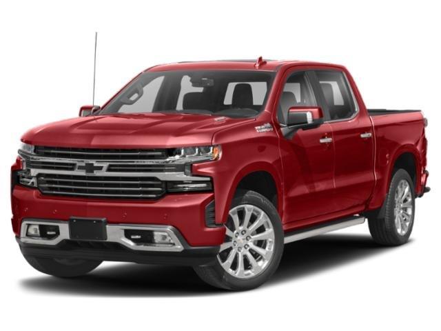 "2021 Chevrolet Silverado 1500 High Country 4WD Crew Cab 147"" High Country Gas V8 5.3L/325 [16]"