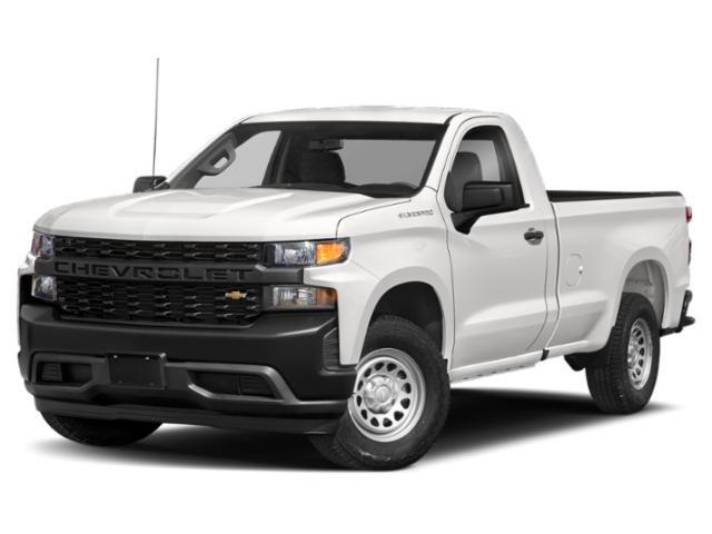 """2021 Chevrolet Silverado 1500 Work Truck 2WD Reg Cab 140"""" Work Truck Gas V6 4.3L/262 [3]"""