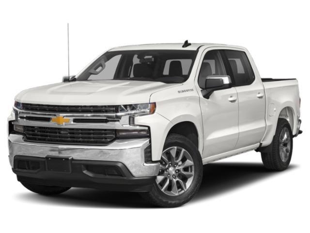"2021 Chevrolet Silverado 1500 LTZ 4WD Crew Cab 147"" LTZ Gas V8 5.3L/325 [2]"