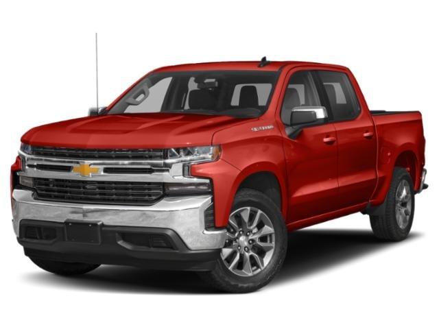 """2021 Chevrolet Silverado 1500 LT 4WD Crew Cab 147"""" LT w/2FL Turbocharged Gas I4 2.7L/166 [19]"""