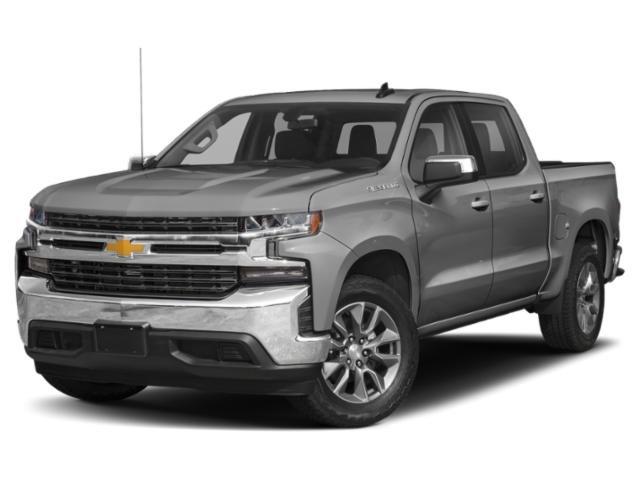 """2021 Chevrolet Silverado 1500 LT 4WD Crew Cab 147"""" LT w/1LT Turbocharged Gas I4 2.7L/166 [5]"""