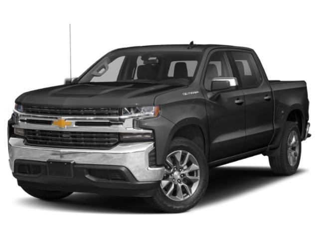 """2021 Chevrolet Silverado 1500 Custom Trail Boss 4WD Crew Cab 147"""" Custom Trail Boss Gas V6 4.3L/262 [4]"""