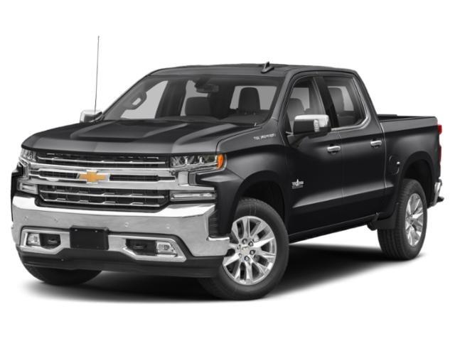 "2021 Chevrolet Silverado 1500 RST 2WD Crew Cab 147"" RST Gas V8 5.3L/325 [0]"