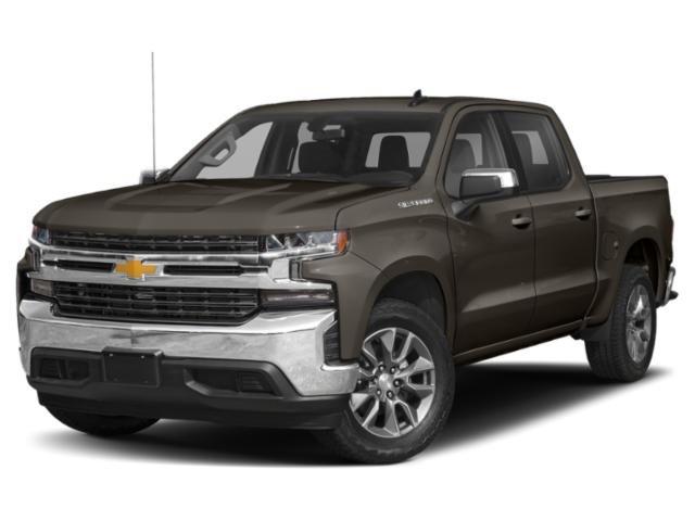 """2021 Chevrolet Silverado 1500 Custom Trail Boss 4WD Crew Cab 157"""" Custom Trail Boss Gas V6 4.3L/262 [4]"""