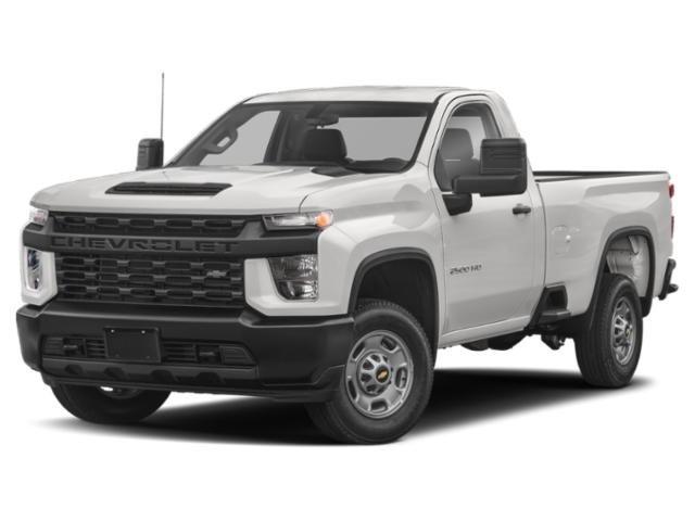 2021 Chevrolet Silverado 2500HD Work Truck 2WD Reg Cab 142″ Work Truck Gas V8 6.6L/400 [1]