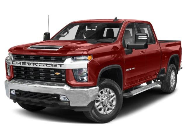"""2021 Chevrolet Silverado 2500HD LT 4WD Crew Cab 159"""" LT Turbocharged Diesel V8 6.6L/403 [0]"""