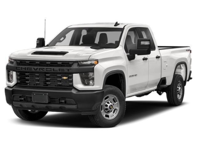 "2021 Chevrolet Silverado 2500HD Work Truck 2WD Double Cab 162"" Work Truck Gas V8 6.6L/400 [4]"