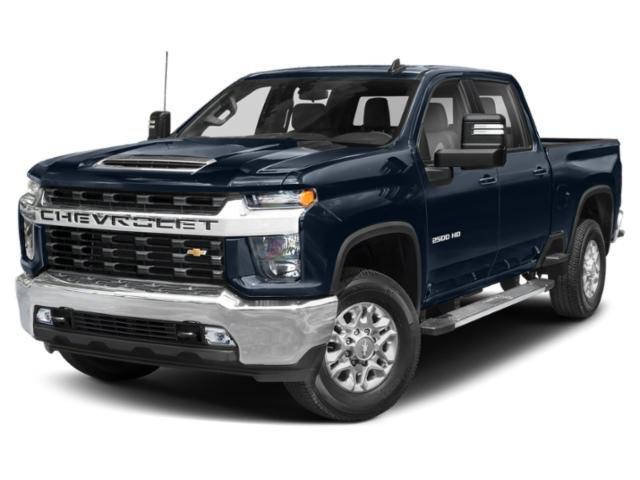 """2021 Chevrolet Silverado 2500HD LTZ 4WD Crew Cab 159"""" LTZ Turbocharged Diesel V8 6.6L/403 [0]"""