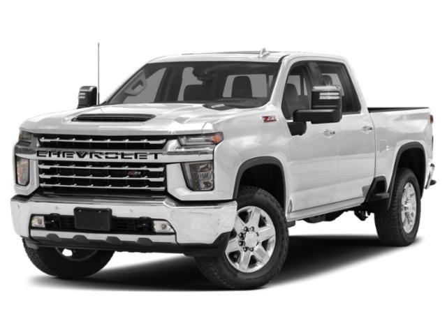 """2021 Chevrolet Silverado 2500HD Custom 4WD Crew Cab 159"""" Custom Gas V8 6.6L/400 [7]"""