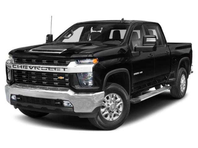"""2021 Chevrolet Silverado 2500HD LT 2WD Crew Cab 159"""" LT Turbocharged Diesel V8 6.6L/403 [23]"""