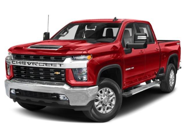 2021 Chevrolet Silverado 2500HD LT 4WD Crew Cab 159″ LT Gas V8 6.6L/400 [0]