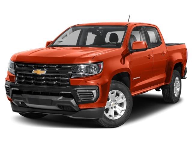 "2021 Chevrolet Colorado 2WD Work Truck 2WD Crew Cab 128"" Work Truck Gas V6 3.6L/ [16]"