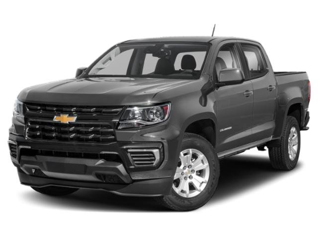 2021 Chevrolet Colorado 2WD Work Truck 2WD Crew Cab 141″ Work Truck Gas V6 3.6L/ [2]