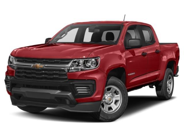2021 Chevrolet Colorado 2WD Work Truck 2WD Crew Cab 128″ Work Truck Gas I4 2.5L/ [1]