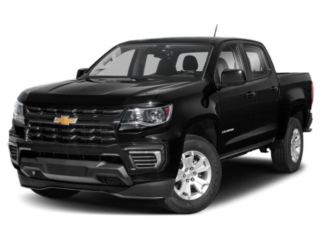 2021 Chevrolet Colorado 4WD Work Truck 4WD Crew Cab 141″ Work Truck Gas V6 3.6L/ [2]