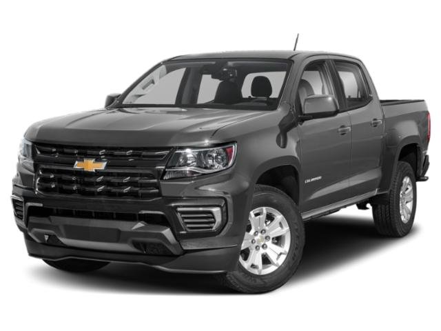 2021 Chevrolet Colorado 2WD Work Truck 2WD Crew Cab 128″ Work Truck Gas V6 3.6L/ [3]