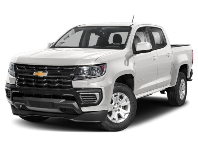 2021 Chevrolet Colorado 2WD Work Truck 2WD Crew Cab 128″ Work Truck Gas V6 3.6L/ [0]
