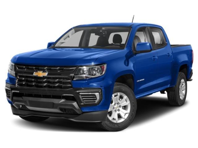 2021 Chevrolet Colorado 2WD LT 2WD Crew Cab 128″ LT Gas V6 3.6L/ [2]
