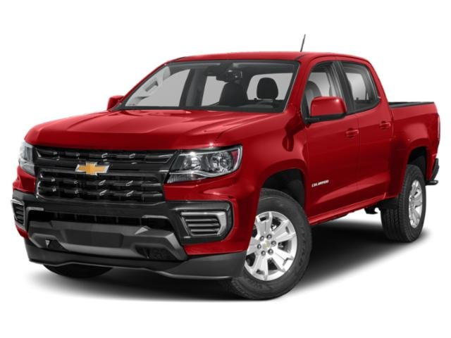 2021 Chevrolet Colorado 4WD Z71 4WD Crew Cab 128″ Z71 Gas V6 3.6L/ [15]