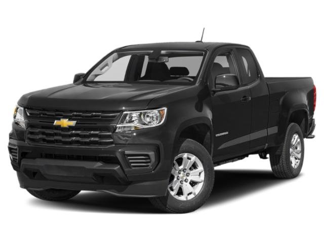"""2021 Chevrolet Colorado 2WD Work Truck 2WD Ext Cab 128"""" Work Truck Gas I4 2.5L/ [0]"""